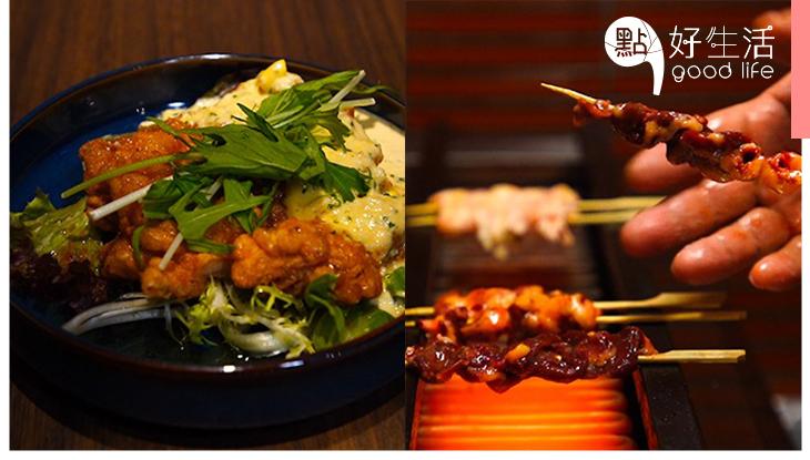 博多串燒及串炸專門店「KIDO木戶」登陸尖沙咀,承傳日本元祖南蠻炸雞秘方,別家絕對吃不到!