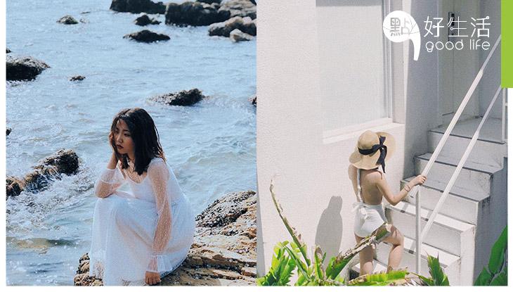 【夏天必到】深圳官湖村沙灘 享受陽光與海灘,隱世渡假天堂!恍如去了日本鐮倉一樣!