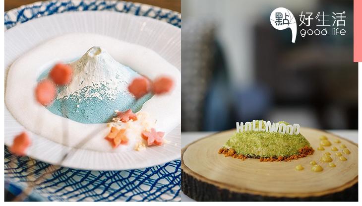 泰國曼谷打卡咖啡廳以世界名勝為甜品主題帶你環遊世界,絕對是2020年療癒心靈必食之選!