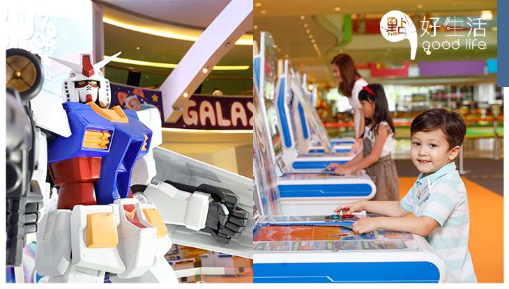 最強玩具及模型陣容!愉景新城「玩具.模型購物節」期間限定店,一系列高達、龍珠模型讓你樂在其中!