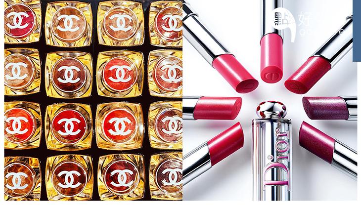 唇妝也要換季!別再塗霧面唇膏,Chanel、Dior兩大品牌帶領光感唇潮流!