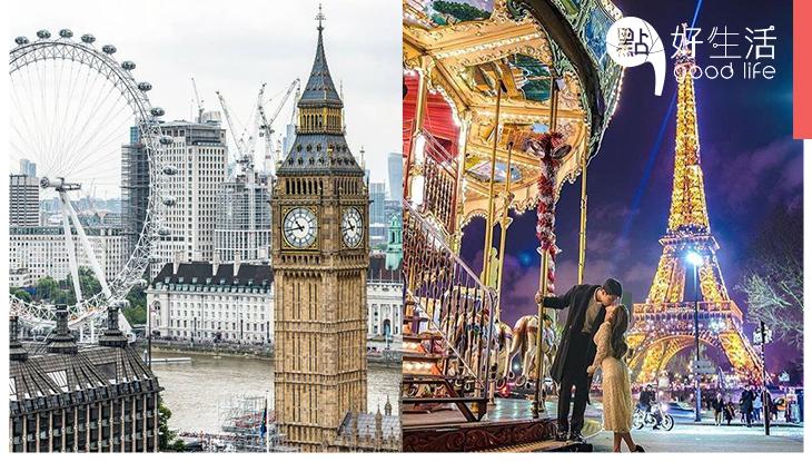 「美國名列前茅」這5個國家是全球旅遊收入最高的地方,全年共超過1兆收入!
