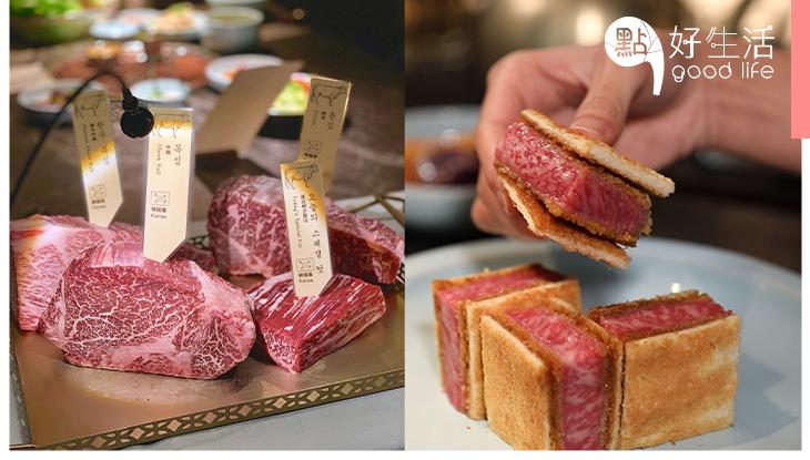 【銅鑼灣美食】CP值超高的韓式燒肉!柞木炭家一次過品嚐高質韓牛、日本和牛,必食分店限定商品!