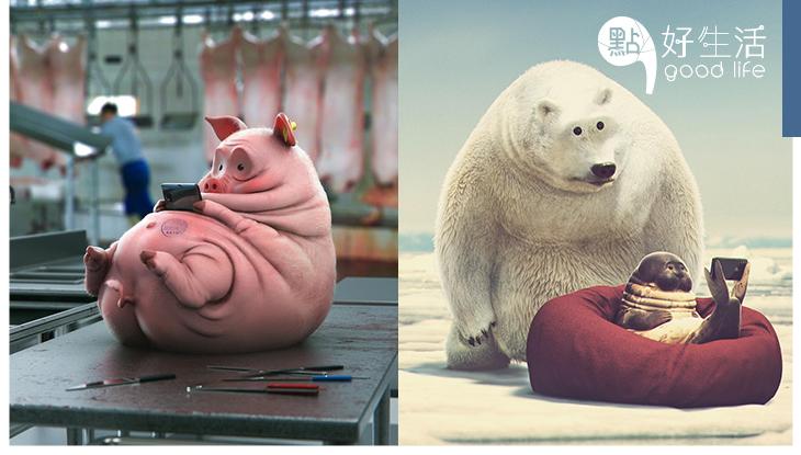 懶到出汁:藝術家打造「懶東西」肥動物系列,半小時售破20萬!每隻樣子也是超級萌!