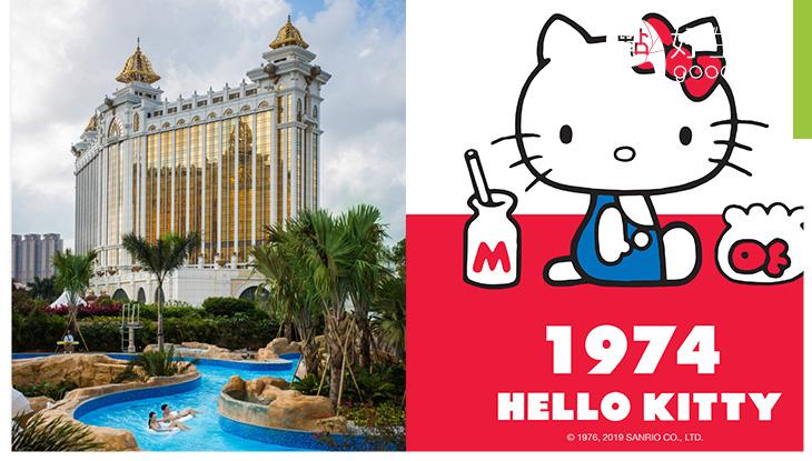 Hello Kitty 45 歲生日快樂! 澳門展覽7月開幕  率先細數吉蒂歷年經典造型