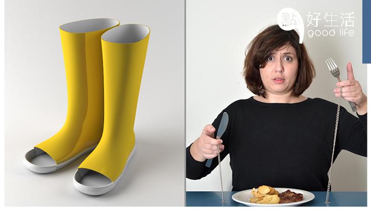 有強逼症不要看:希臘設計師「不舒服」產品,看到就莫名有種渾身不自在的感覺!