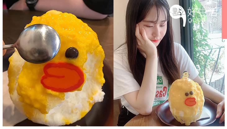 最可愛的刨冰!韓國冰店推LINE FRIENDS限定刨冰,Sally獨當一面做主角了!
