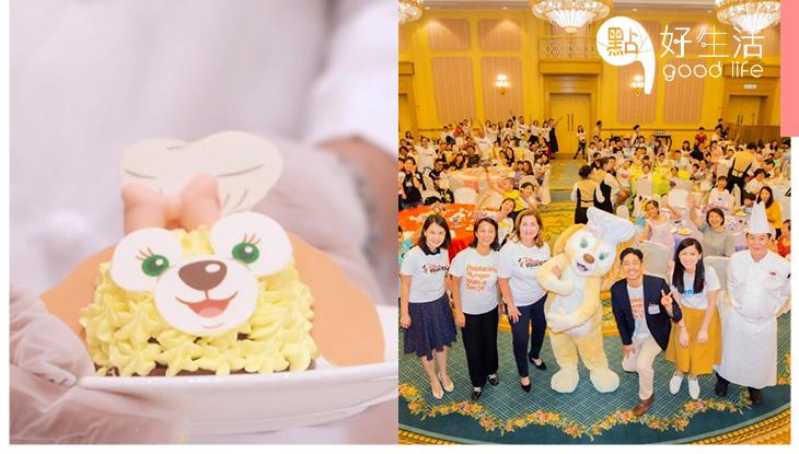 香港迪士尼剩食再造活動:Cookie 與小廚師「盛」夏派對!