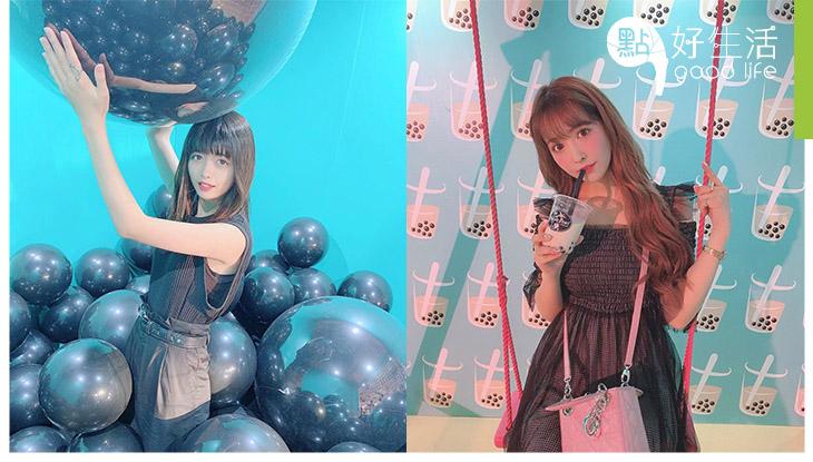 珍珠奶茶控要瘋了!日本粉圓樂園開幕 與大量巨型珍珠打卡吧,一次過嚐到多款珍珠奶茶!