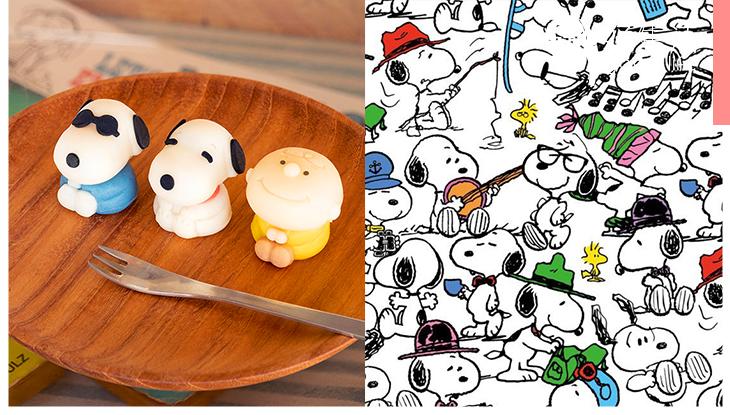 召集花生漫畫粉絲!日本Lawson推多款限定Snoopy和菓子,可愛得不捨得放入口!