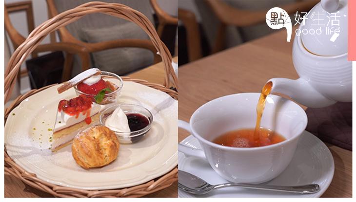 【日本過江龍】Afternoon Tea TEAROOM登陸尖沙咀,約閨密一齊享受招牌下午茶!