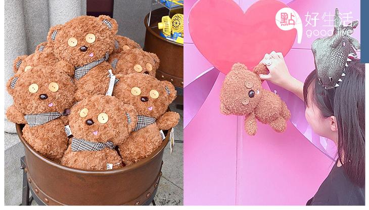 小小的主角:大阪環球影城推出「Minions小熊熊」秋冬系列,Tim玩具熊、髮箍直衝少女心!