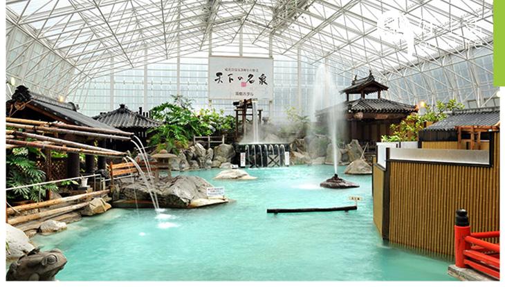 【溫泉控必到】九州最大的庭園式大浴場 鹿兒島霧島酒店超華麗!多達14種不同種類的溫泉