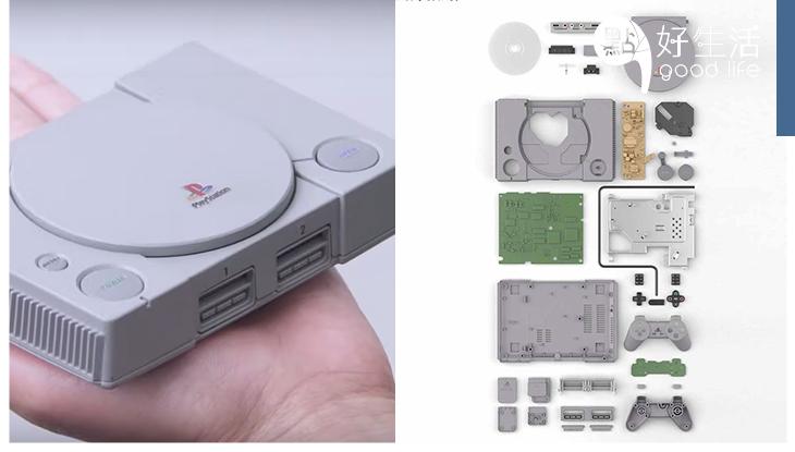 機迷必買:BANDAI 破天荒推出復古「PlayStation、Sega Saturn組裝模型」頓時引起童年回憶!