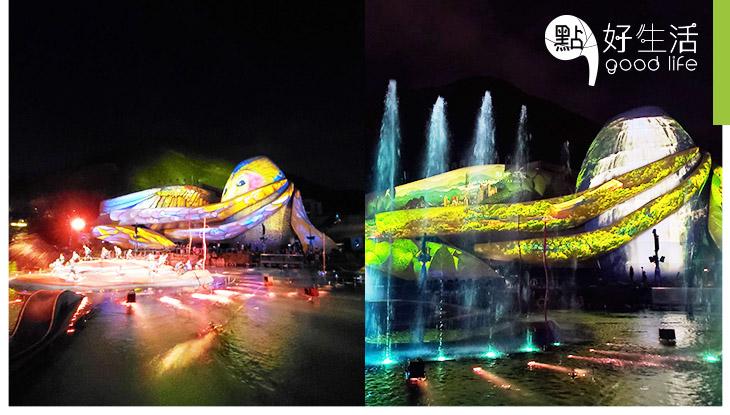 【43周年大搞作】海洋公園嶄新夜間娛樂體驗「光影盛夜」 必看3大光影匯演!港人專享小童免費長者享折扣!