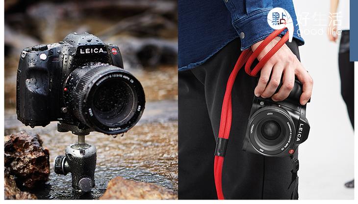 相機之王:Lecia推出全新「中畫幅單反相機」輕易滿足所有專業攝影要求!