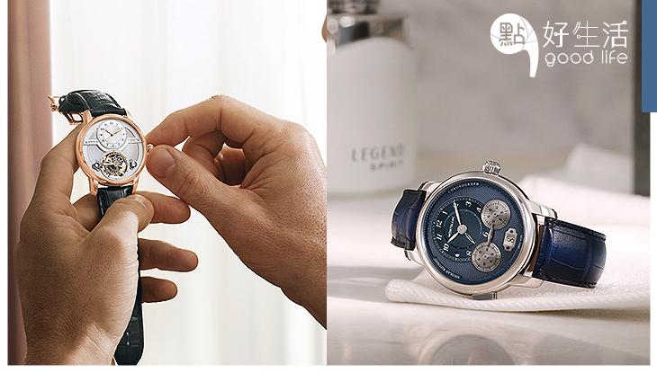 男人的象徵:德國名錶Montblanc推出「精巧復古魅力」系列錶款,展現高端品味!