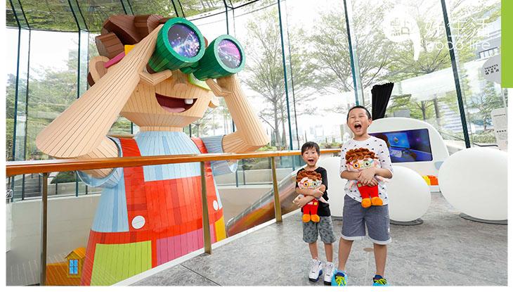 【親子暑假好去處】尖沙咀K11 MUSEA推夏日兒童嘉年華 多達30種體驗選擇!必玩巨型室內滑梯 + 兒童高爾夫球