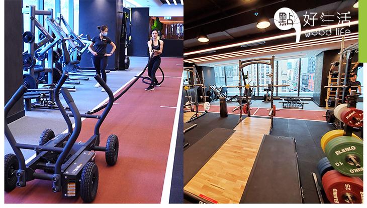 【疫情後好去處】Pure Fitness逆市開牛頭角新分店! 必玩專業Wattbike室內單車 + FUZE高強度訓練 + 30米衝刺跑道