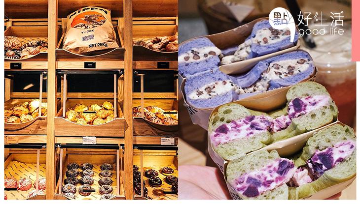 麵包控天堂!樓高兩層的深圳「BeePlus超級烘焙工坊」如像麵包博物館,在這裡盡情吃包吧!