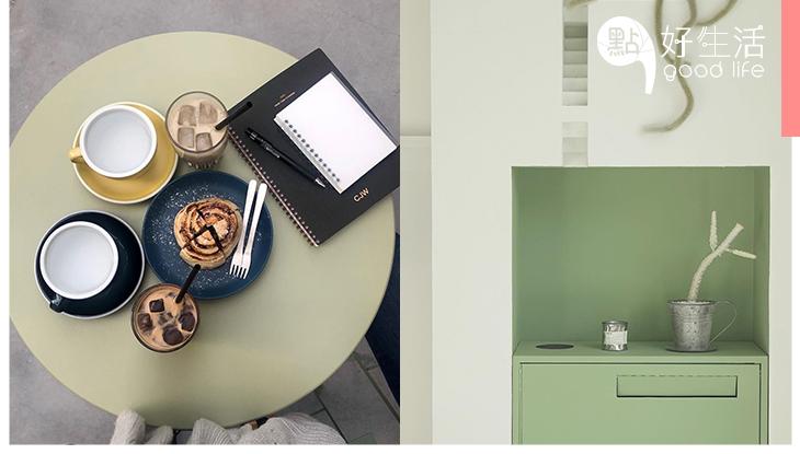 來這裡打卡準沒錯!珠海極簡冷淡風咖啡店「by MALIC」,淡雅綠配白色裝潢盡顯滿滿高級感!