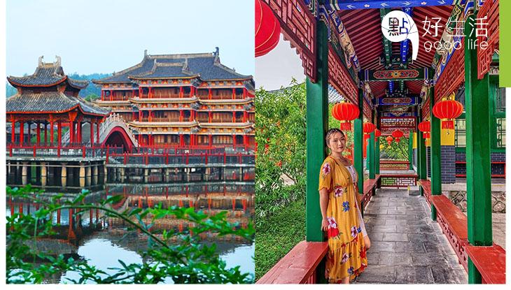 一下子體會上千年的生活!浙江橫店影視城 穿越到老香港、明清宮殿、秦朝!佔地近50萬平方米,每個角落均是打卡點!