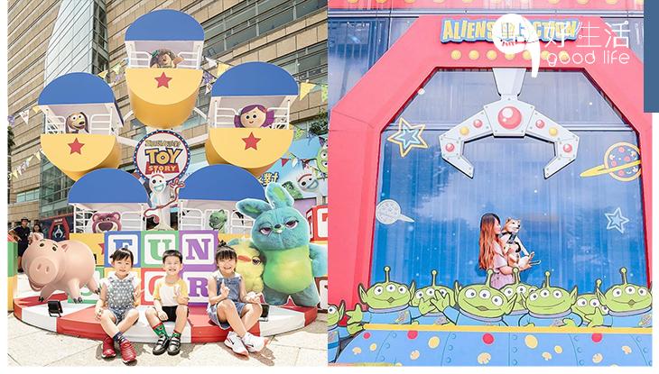 巴斯光年在等你!Toy Story眾角色於高雄舉行「夏日玩具派對」期間限定店歡迎來參加,瘋狂打卡兼血拼多款周邊!
