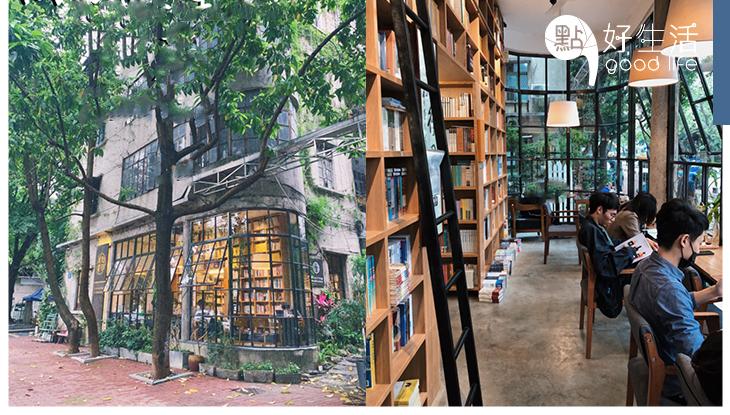 滿滿文藝感!佛山竟然有家與世無爭、隱藏在老街舊區的「先行圖書」被譽成當地最美書店!