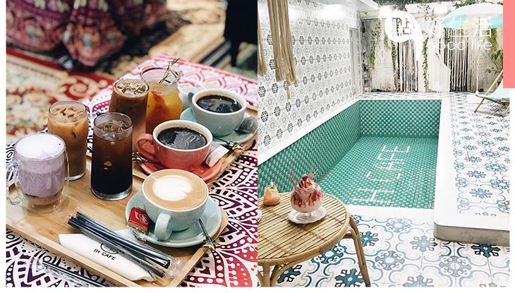 儼如置身在摩洛哥!深圳網紅級IH Café每日吸引大量女生來打卡,絕對是周末度假最佳選項!