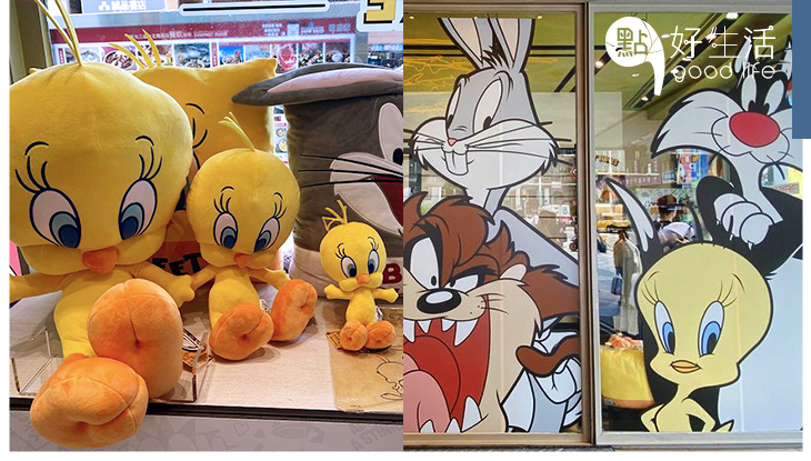 聰明的翠兒來了:台灣引入經典卡通「樂一通期間限定店」賓尼兔帶過百款獨家周邊商品來湊熱鬧!