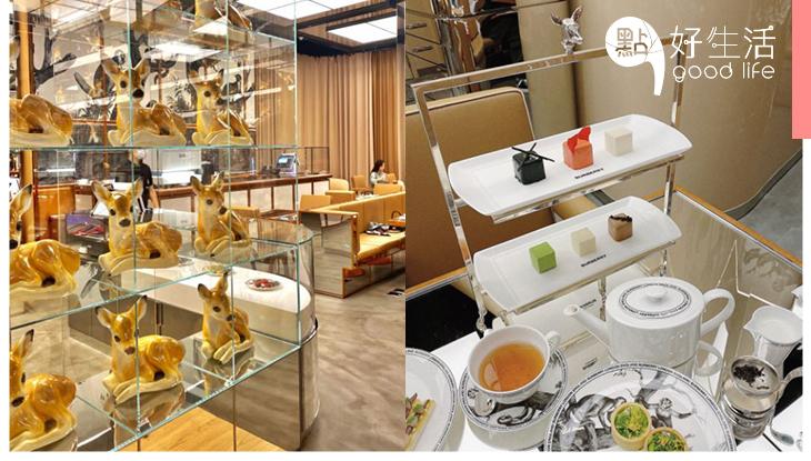 亞洲首間Burberry Café登陸深圳,咖啡廳由裝潢至餐具都盡顯奢華時尚感,成為潮流界人士必到打卡地!