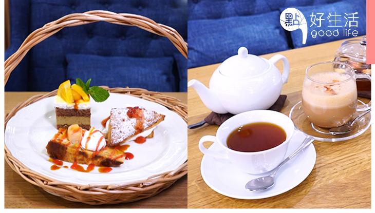 日本過江龍Afternoon Tea TEAROOM最新秋季限定,以蘋果入饌讓大家感受來自日本的秋意!